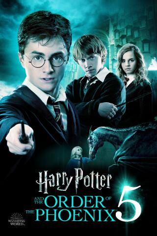 Watch Harry Potter And The Order Of The Phoenix Online Streaming Full Movie Playpilot