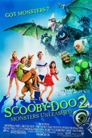Watch Scooby Doo 2 Monsters Unleashed Online Streaming Full Movie Playpilot